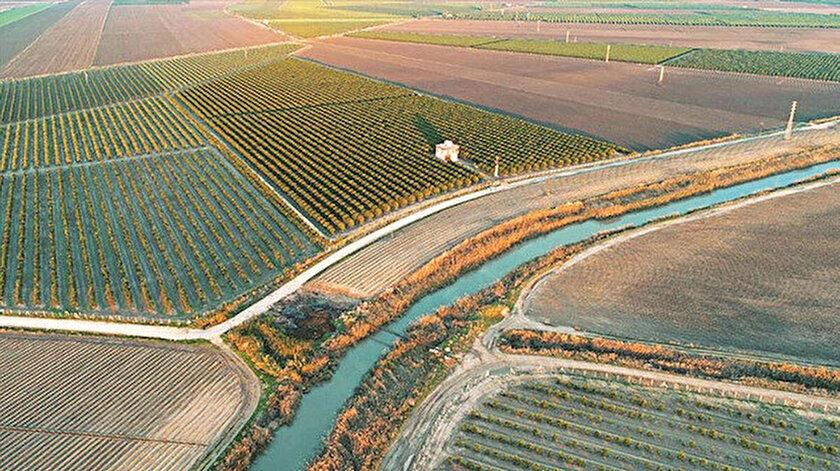 Ülkesel arazi kullanım planlaması yapılacak.