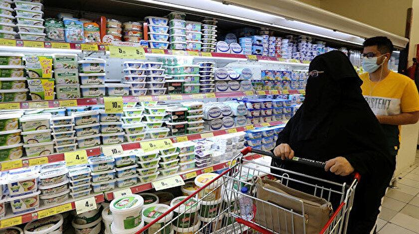 Suudi Arabistan'da Türk ürünlerinin boykot edilmesi çağrıları yapılıyor.
