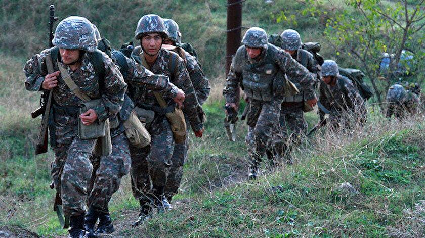Ermeni askerlerin sahte koronavirüs raporuyla ordudan kaçmaya çalıştıkları ortaya çıktı.
