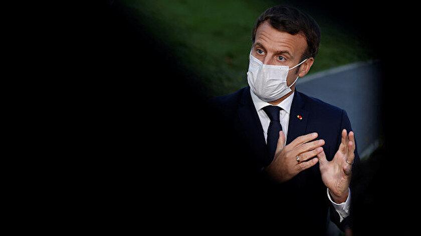 Fransa Cumhurbaşkanı Emmanuel Macron Arapça paylaşımla meydan okudu