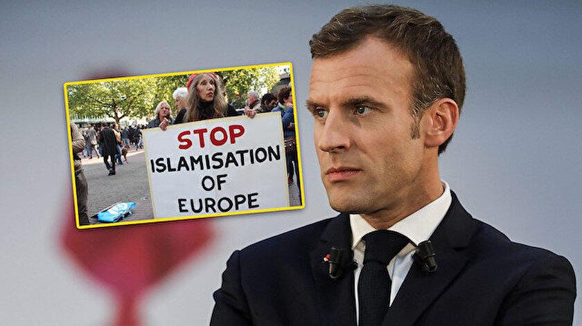 Fransa'da İslamofobi giderek yayılıyor.