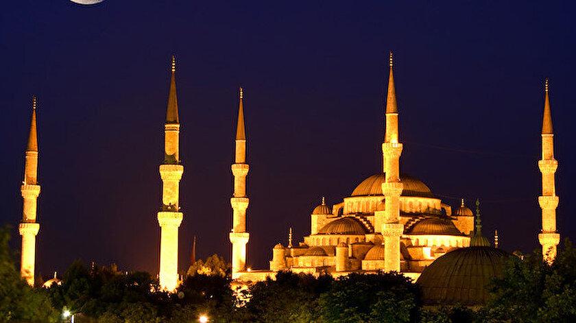 Mevlit Kandili dolayısıyla tüm minarelerden salavatlar yükselecek