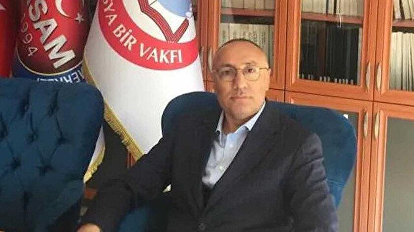 ASAM Yönetim Kurulu Başkanı Murat Doğanay.