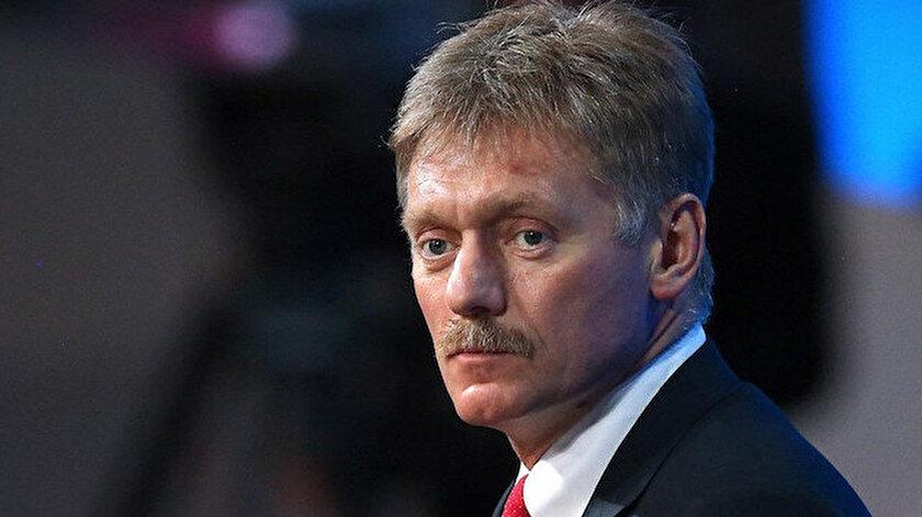 Kremlin Sözcüsü Dimtri Peskov.