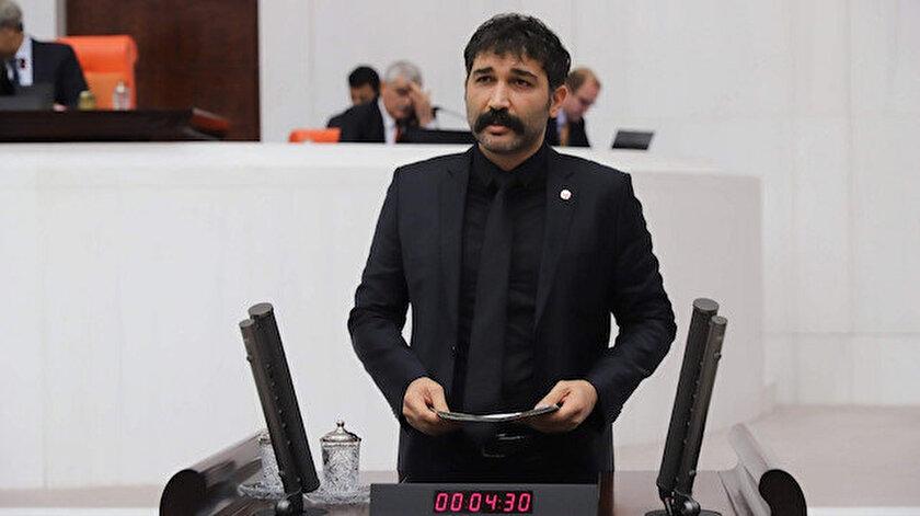 TİP Milletvekili Barış Atay