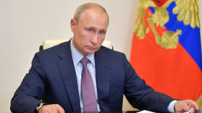 Rusya Devlet Başkanı Putin
