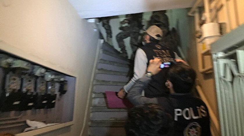 DHKP-C terör örgütüne yönelik İstanbul merkezli birçok ilde eş zamanlı operasyon düzenlendi.