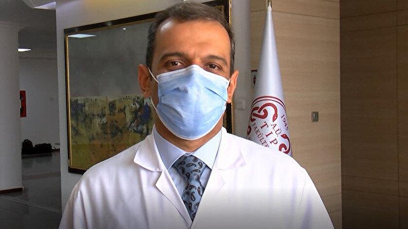 Bilim Kurulu üyesi Prof. Dr. Alpay Azap.