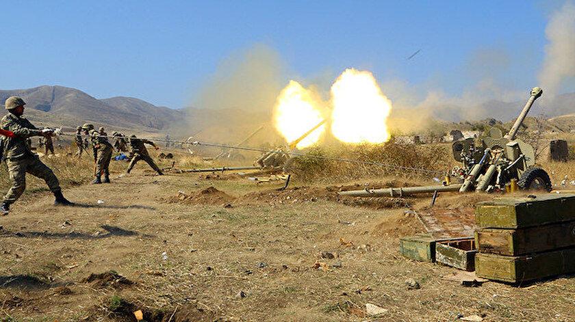 Ermenistan güçleri ağır kayıp veriyor.
