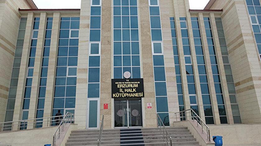Yaklaşık 15 milyon TL'ye mal olan kütüphane, Kültür ve Turizm Bakanlığı'na ait en büyük kütüphane olma özelliğini taşıyor.