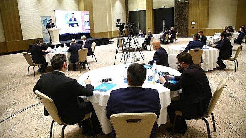 Türk Ticaret ve Sanayi Odası Bakü'de toplandı.