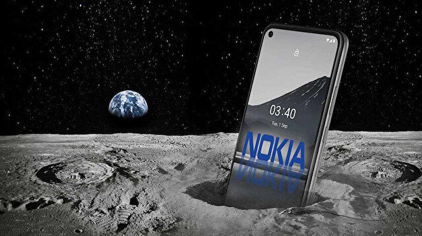 Nokia, NASA ile uzaya gidiyor