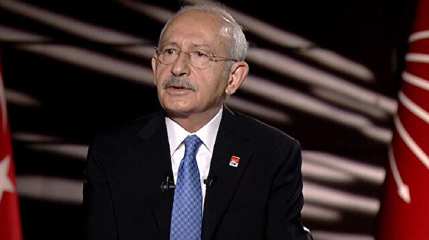 Kılıçdaroğlu'ndan Sarıgül ve İnce'ye gönderme: Bize operasyon çekiyorlar