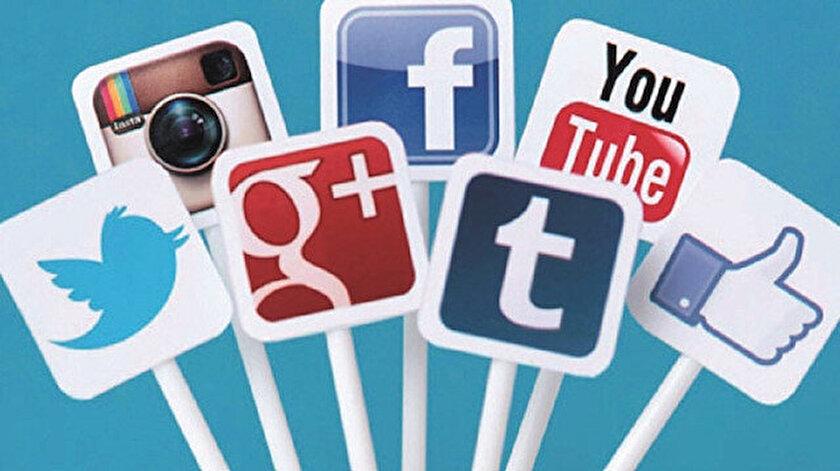 Facebook, Twitter, YouTube, TikTok ve Instagram'a 10'ar milyon tl'lik ceza.