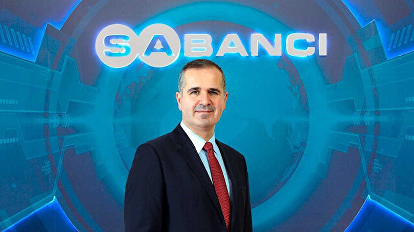Sabancı Holding CEO'su Cenk Alper