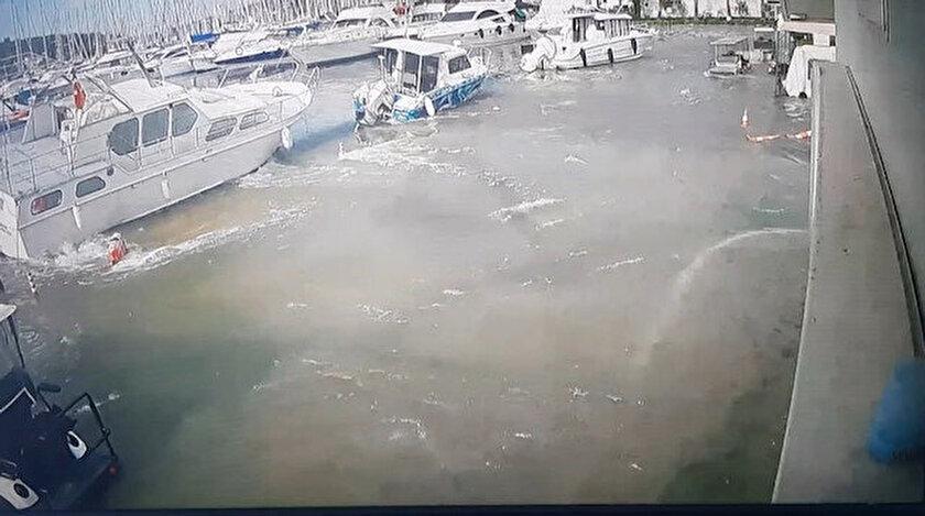 Jeofizik uzmanı: Bu tsunami 6.6 büyüklüğünde bir depremde olmaz