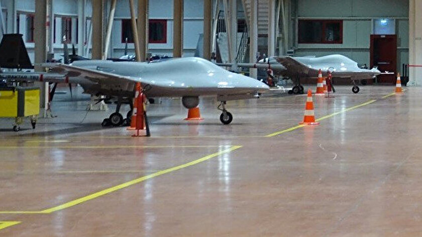 TB2 Bayraktar Türksatın kapsama alanındaki her bölgede uçuş yapabilecek