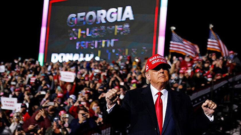 ABDde bir eyalette oylar yeniden sayılacak