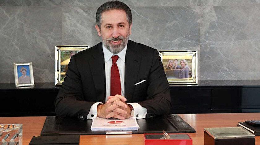 Tahincioğlu Gayrimenkul Yönetim Kurulu Başkanı Özcan Tahincioğlu açıklama yaptı.