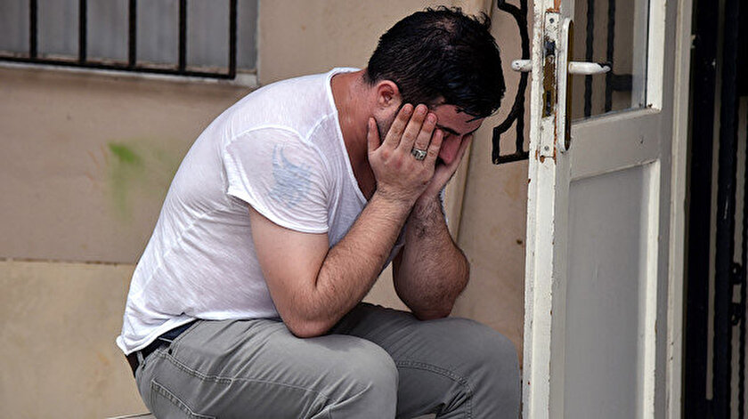 Gökhan Ç. sevgilisini öldürüp böyle gözyaşı dökmüştü.