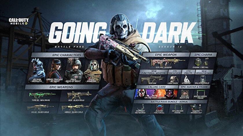 Call of Duty karanlığa dalış oyunu özellikleri neler?