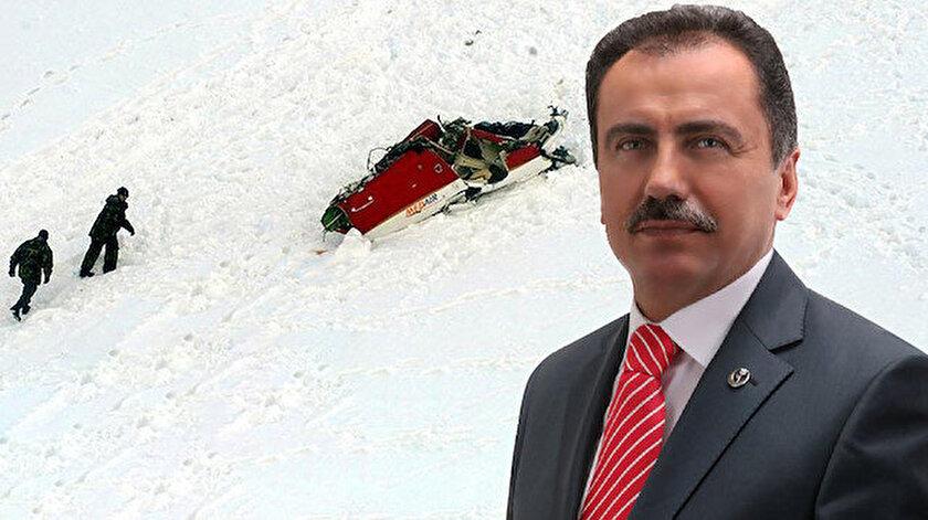 Muhsin Yazıcıoğlu ve beraberindeki 5 kişi, 2009 yılında Kahramanmaraş'ta helikopterin düşmesi sonucu hayatını kaybetmişti.
