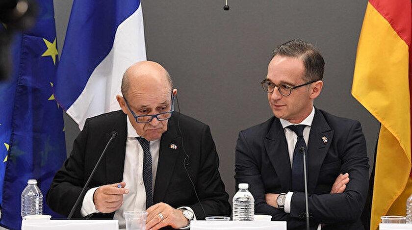 Fransa ve Almanyadan Bidena çağrı: Türkiyeye karşı birlikteliğimizi artıralım