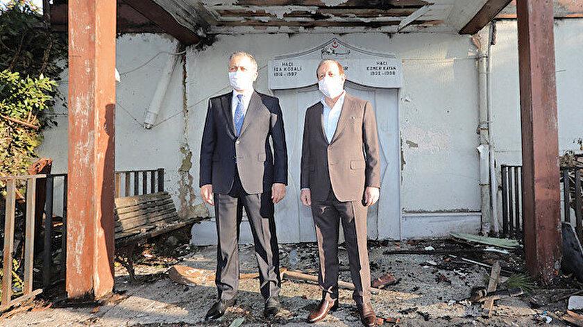 Vaniköy Camii eski haline dönecek: Vaniköy Camii neden yandı?