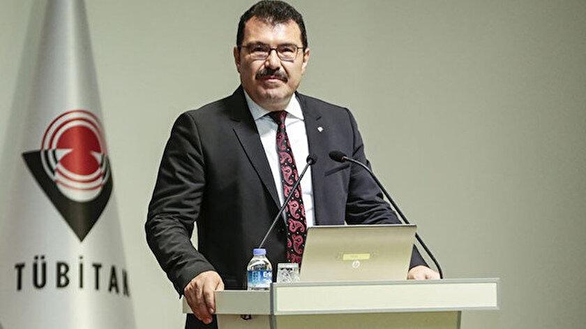 TÜBİTAK Başkanı Hasan Mandal