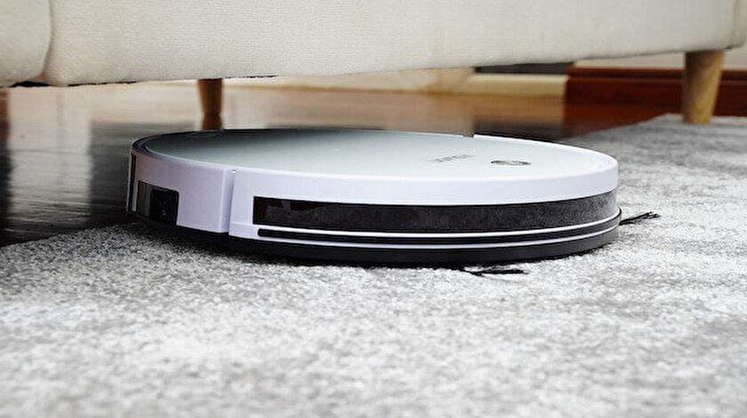 Robot süpürgelerin evdeki konuşmaları kaydedebileceği iddia ediliyor.