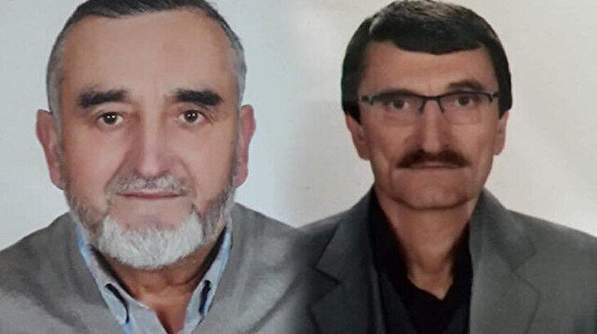Rahmi Akar (solda) önceki gün, oğlu Mahir Akar (sağda) ise babasının ölüm haberini duyurduktan kısa süre sonra vefat etti.