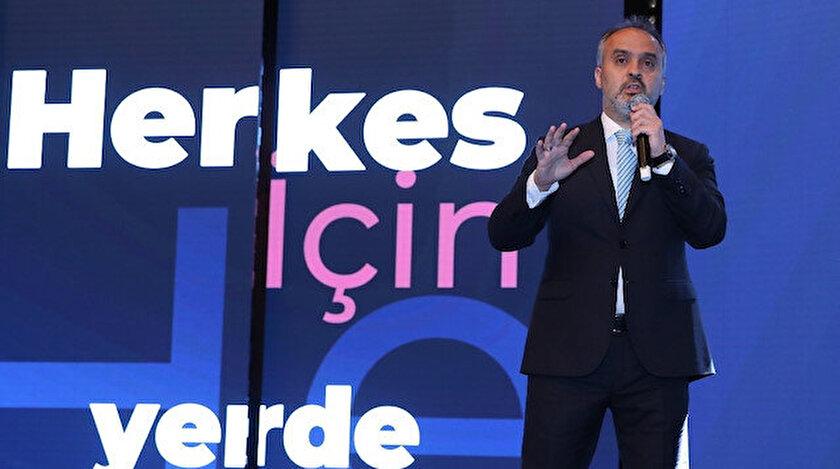 Bursa Büyükşehir Belediye Başkanı Alinur Aktaş,  yeni dönemde yapılacak çalışmaları kamuoyu ile paylaştı.