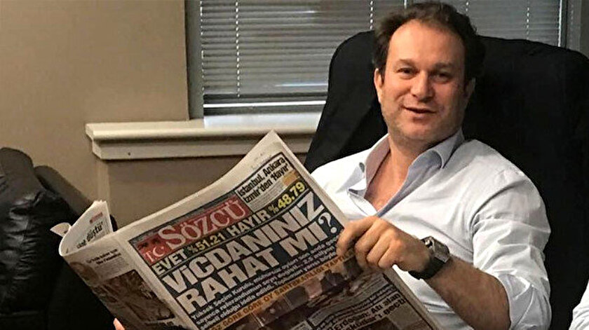 Sözcü gazetesi İsviçreli yatırımcıya satıldı: Yılmaz Özdil'in patronu Boyd Zachery Brannon oldu 