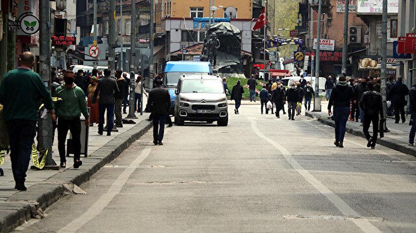 Zonguldak kent merkezi ve ilçelerinde koronavirüs vakalarındaki hızlı artış dikkat çekiyor.