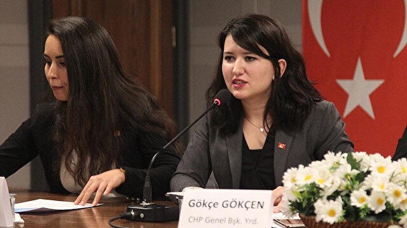 CHP Genel Başkan Yardımcısı Gökçen