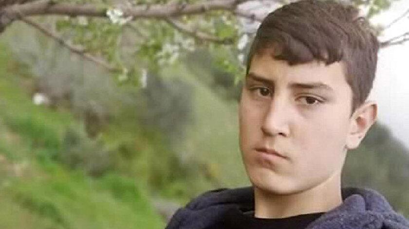 14 yaşındaki Mehmet Ali Dın, koronavirüsten yaşamını yitirdi.