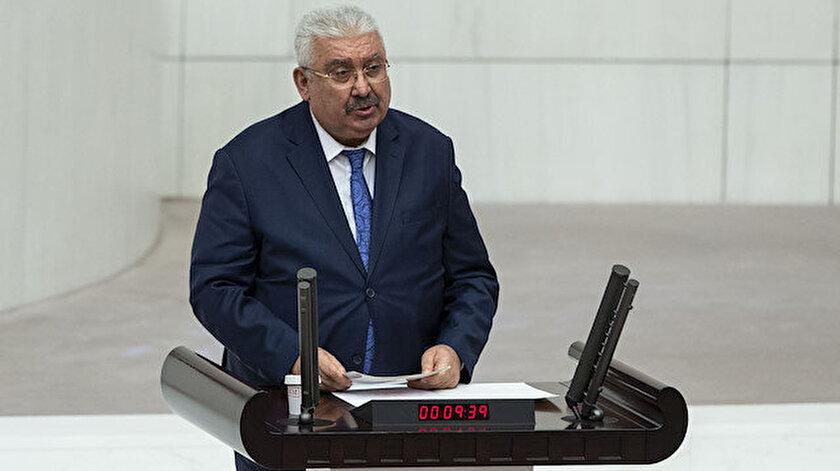 MHP Genel Başkan Yardımcısı Edip Semih Yalçın.
