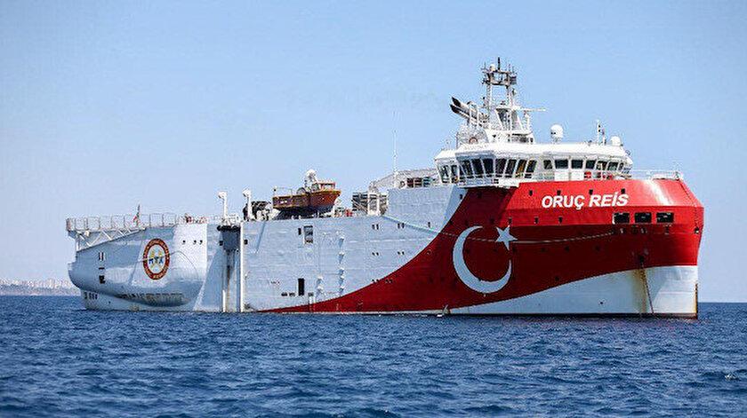 Enerji ve Tabii Kaynaklar Bakanlığı'ndan yeni NAVTEX sonrası Oruç Reis açıklaması.
