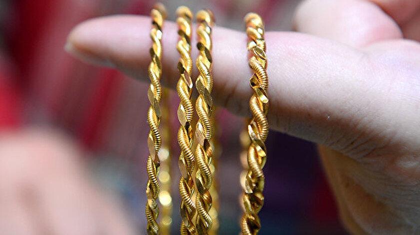 Altın fiyatlarında hareketlilik devam ediyor.