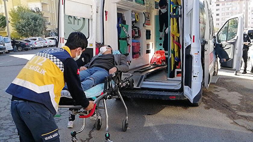 Kahramanmaraş haberleri: Sevgilisini rahatsız eden kişiyi ayaklarından vurdu