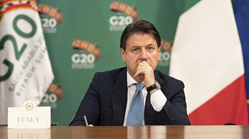 İtalya Başbakanı Conte: Tüm dünyanın aşılara erişim garanti edilmeli