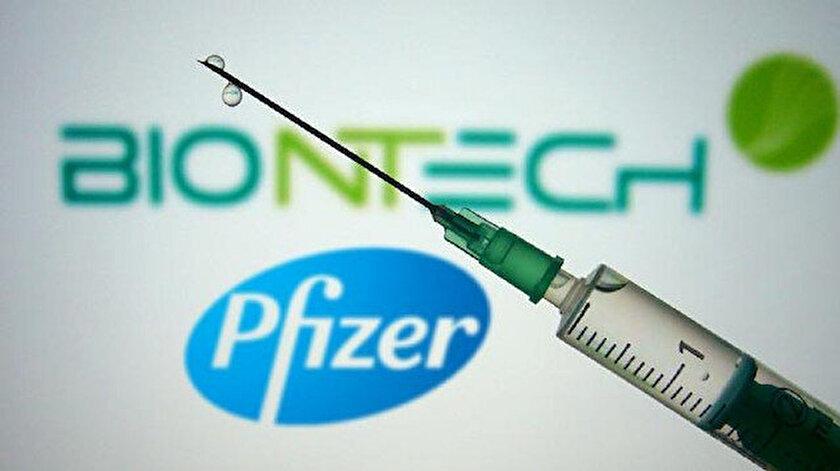 Pfizer aşısının taşınması için -70 derece soğukluk gerekiyor.