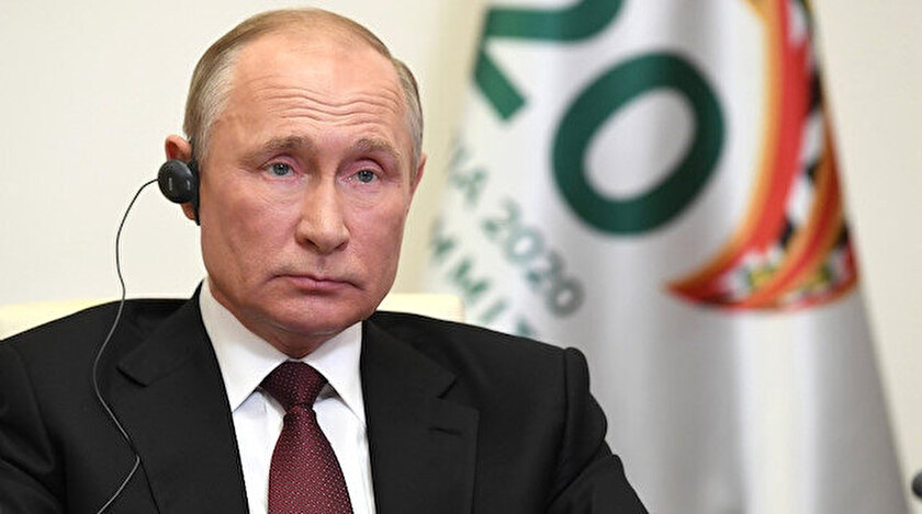 Putinden Ermenistana mesaj: Dağlık Karabağ Azerbaycan'ın ayrılmaz parçasıdır