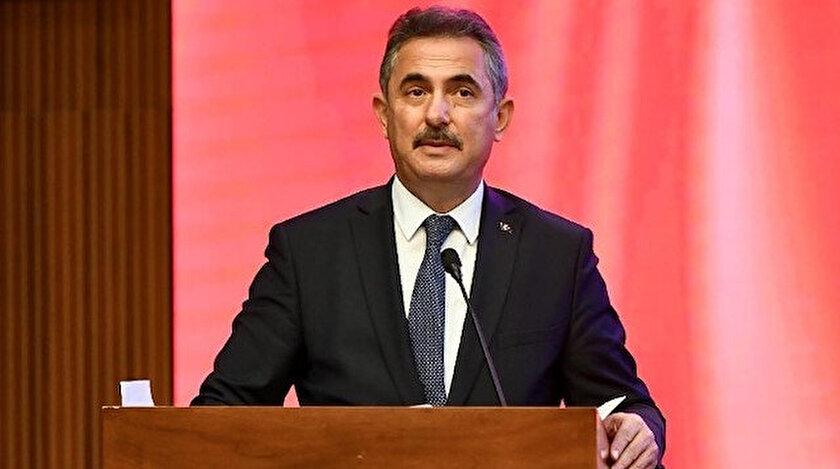 Mamak Belediye Başkanı ve AK Parti Grup Başkanvekili Murat Köse