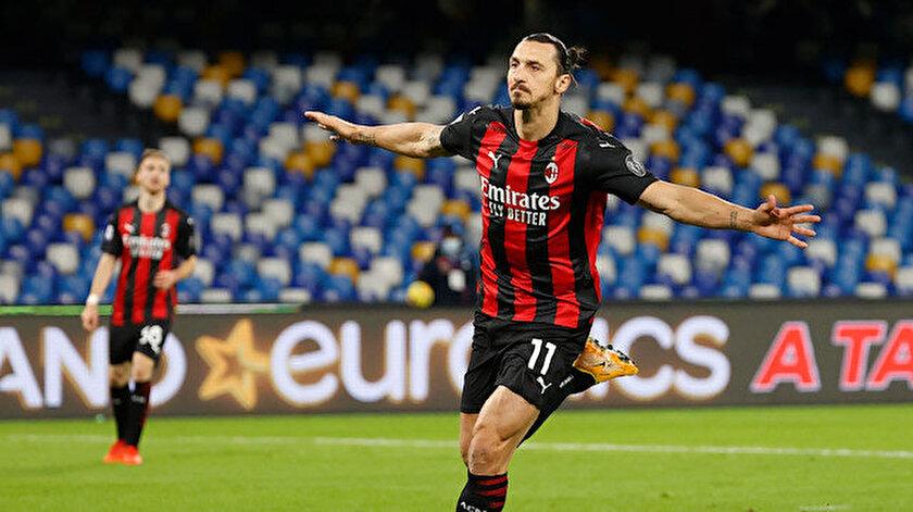 Zlatan bu sezonki gol sayısını 11'e yükseltti.