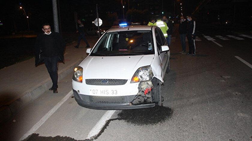 Manavgat'ta meydana gelen kazanın, sürücünün kırmızı ışıkta geçmesi nedeniyle meydana geldiği açıklandı.