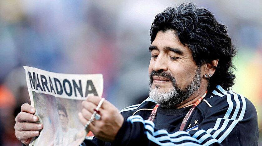Maradona hayatını kaybetti: İşte otopsi raporuna göre Maradonanın ölüm nedeni