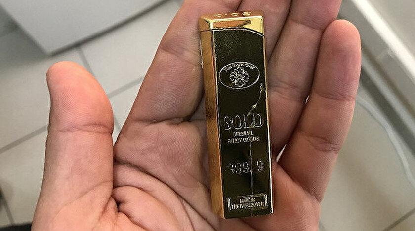 Mersin haberleri: Cezaevinden izinli çıktı: Elindeki sarı çakmağı külçe altın diye sattı