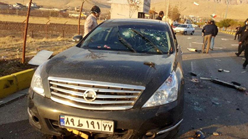 Savunma Bakanlığı'ndan yapılan yazılı açıklamada, bugün öğleden sonra Tahran'ın Abserd ilçesinde silahlı teröristlerin İranlı nükleer fizikçi Fahrizade'nin bulunduğu araca saldırı düzenlediği belirtildi.