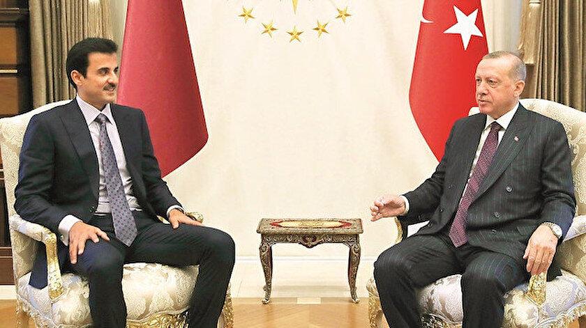 Katar'da artırım Asya'dan yeni bir anlaşma gündemde